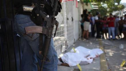 Un total de 133 políticos fueron asesinados en proceso electoral de México