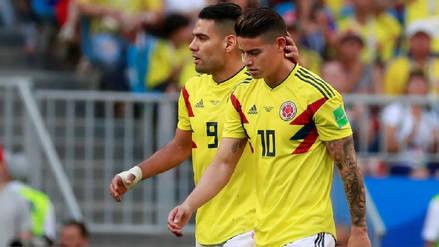 ¿Por qué James Rodríguez dejó el Colombia vs Senegal al minuto 30?