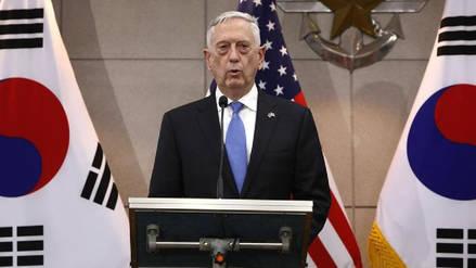 EE.UU. mantendrá su volumen militar en Corea del Sur pese al deshielo con el Norte