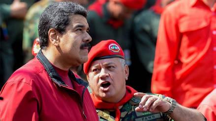 """Maduro tildó de """"culebra venenosa"""" al vicepresidente de EE.UU."""