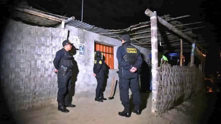 La Policía desbarató la banda 'Los Truchas del Valle' en un megaoperativo en Áncash