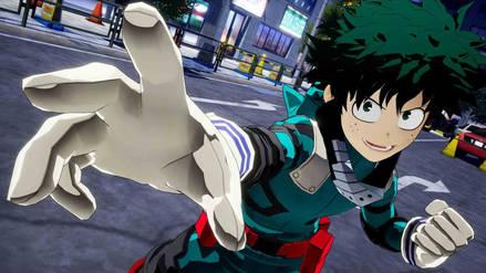 Videojuego sobre My Hero Academia llegará en octubre