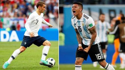6 datos a tomar en cuenta para el Argentina vs. Francia de Rusia 2018