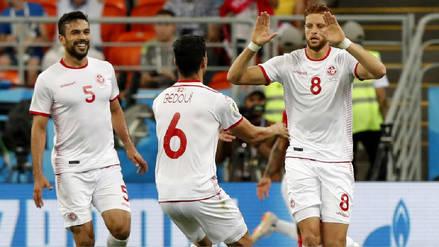 Túnez se despidió del Mundial de Rusia 2018 con una victoria ante Panamá