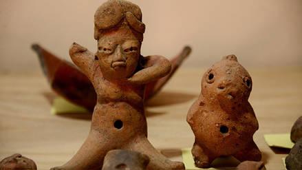 Descubren 26 fosas prehispánicas de 2,700 años en la Ciudad de México
