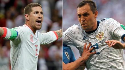 """Goleador de Rusia reconoce que España es favorita: """"Debemos morir en el campo"""""""