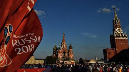 Así marchan los octavos de final del Mundial Rusia 2018