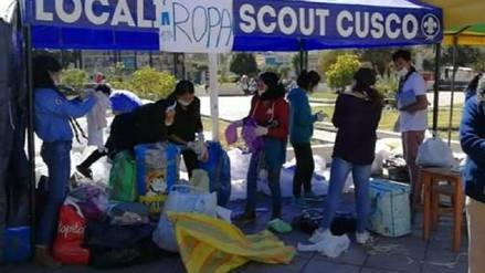 Artistas cusqueños encabezan campaña de recolección de ayuda humanitaria