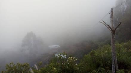 Temperatura baja hasta 4° C en la zona andina de la región Lambayeque