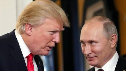 Donald Trump no descarta aceptar la anexión de Crimea a Rusia