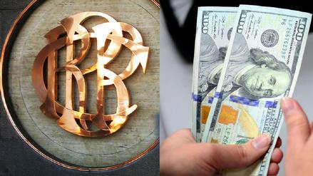 BCR reduce encaje en dólares e inyectará US$ 169 millones al sistema financiero
