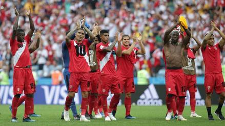 Jugadores de la Selección Peruana agradecen el apoyo de los hinchas con este video