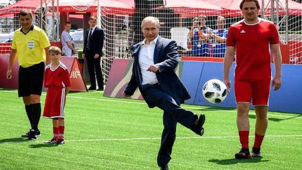 Vladímir Putin no presenciará el España-Rusia por cuestiones de agenda