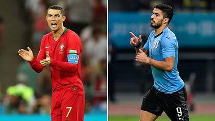 Uruguay 2-1 Portugal: Resumen, resultado y goles del partido