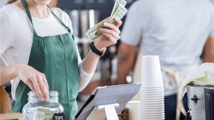Washington se rebela contra las propinas en los restaurantes