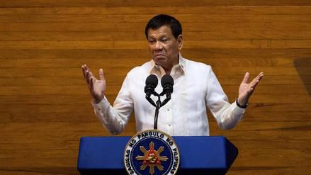 """Duterte llama """"estúpido"""" a Dios y desata la indignación de la Iglesia Católica en Filipinas"""