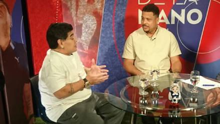 Maradona a Ronaldo: