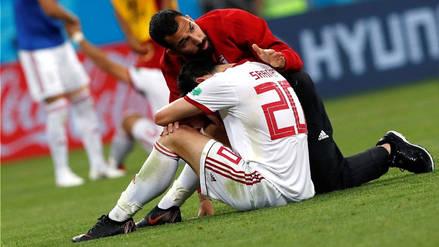El drama del 'Messi de Irán' que se retira de su selección a los 23 años luego de Rusia 2018