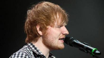 Denuncian a Ed Sheeran por el supuesto plagio de su tema