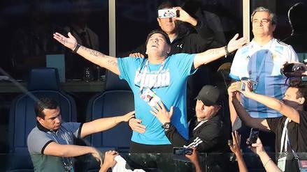 FIFA sanciona a Diego Maradona y lo excluye como embajador