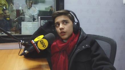 Luis Ángel Gómez Jaramillo, la voz de Miguel Rivera en la película
