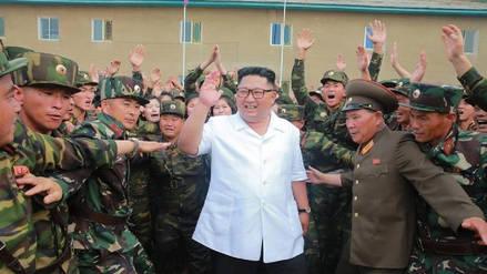 Kim Jong-un visitó una región fronteriza con China