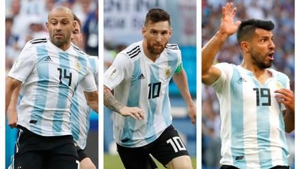 El fracaso de Argentina en Rusia 2018 marcó el fin de una generación
