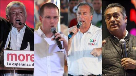Los mexicanos optarán este domingo entre el cambio político de izquierda o el continuismo