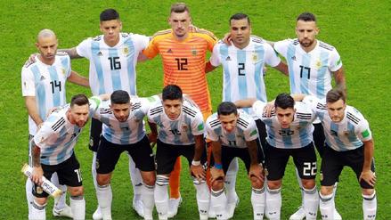 1x1 | Así vimos a los jugadores de Argentina en la caída ante Francia