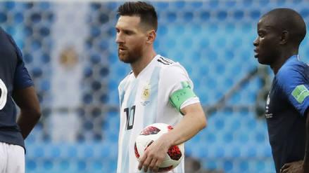 Lionel Messi, el crack que no logra alcanzar el éxito con la Selección Argentina