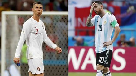 Sin Messi y Cristiano en el Mundial, ¿se aproxima el fin de una era?