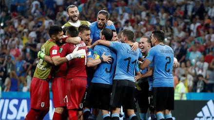 Uruguay, el candidato silencioso para ganar el Mundial Rusia 2018