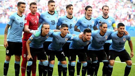 El posible once de Uruguay en el partido contra Portugal por Rusia 2018