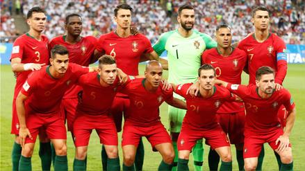 El probable once titular de Portugal para enfrentar a Uruguay en Rusia 2018
