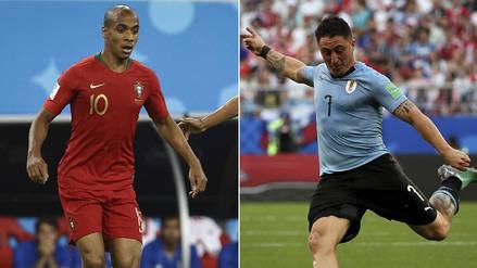 Uruguay 2-1 Portugal: Resumen, resultado y goles del partido por Rusia 2018