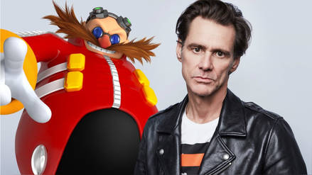 Jim Carrey interpretará a Dr. Eggman en el filme del videojuego