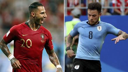 Uruguay - Portugal: Resumen, resultado y goles del partido por la Copa del Mundo
