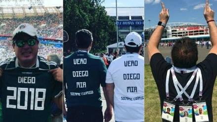 'Memo' Ochoa convenció al hincha mexicano que perdió a su familia para que vaya al Mundial