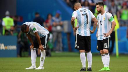 Argentina y las claves de una prematura eliminación de Rusia 2018