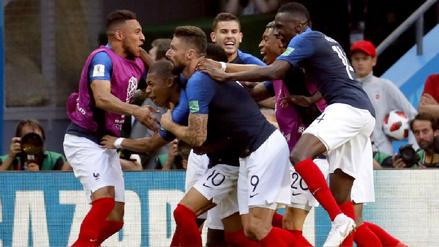 Francia 4-3 Argentina: Resumen, jugadas y goles del duelo de Rusia 2018