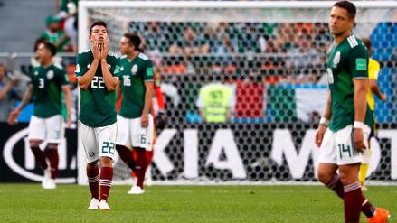 México y la maldición del quinto partido que Brasil alargó
