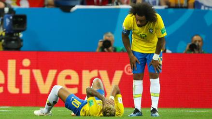Brasil pierde a una de sus principales figuras para el duelo ante México
