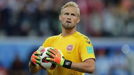 Kasper Schmeichel, la muralla que tuvo Dinamarca en el Mundial