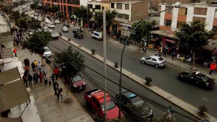 Alcalde anuncia intervención en otros espacios invadidos por ambulantes