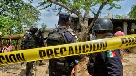 Asesinan a balazos a militante de partido político en jornada electoral de México