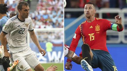 España vs Rusia: Resumen, jugadas y goles del duelo por la Copa del Mundo