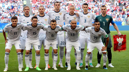 La probable alineación titular de Rusia para enfrentar a España en el Mundial