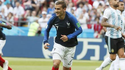 Antoine Griezmann, el delantero francés con gran gusto por lo uruguayo