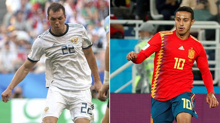 España vs Rusia EN VIVO EN DIRECTO ONLINE: Canales, goles y minuto a minuto
