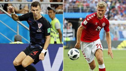 Croacia vs. Dinamarca: Resumen, jugadas y goles del duelo por la Copa del Mundo